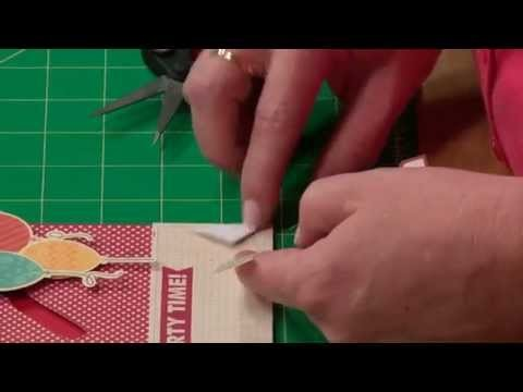 DIY Card2:  Penny Slider Card