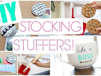 DIY Christmas Stocking Stuffers + GIVEAWAY!!