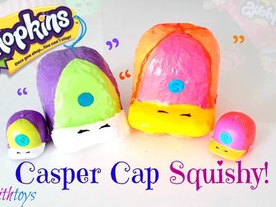 DIY Shopkins Squishy - Casper Cap