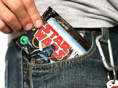 DIY Star Wars Wallet (Gift idea) | coolirpa
