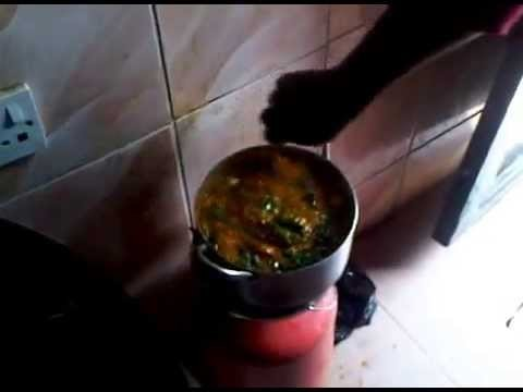 Africa Cooking School: How To Cook African Traditional Hot Okro Soup