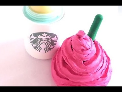 {DIY} Lip Balm Holder Starbucks-inspired