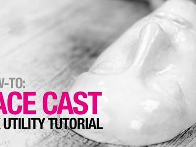 Face cast tutorial