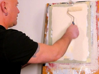 How to Decorate Rough Plaster : Painting & Wall Decor