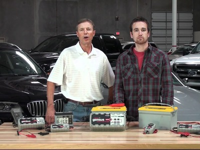 How to Desulfate a Lead Acid Battery