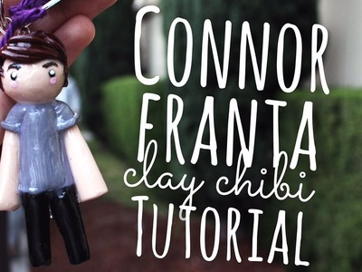 How to Make a Connor Franta Clay Chibi | SimplyMaci
