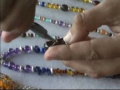 How to Make Jewelry : How to Make Wire Wrapping Jewelry