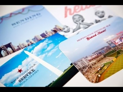 Make It Monday #118: Photo Post Cards