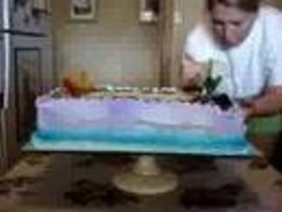 Trish's Birthday Cake