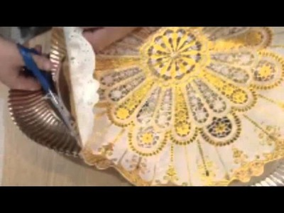 Venice Preserv'd: How to make a headdress