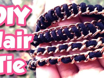 DIY Hair Tie   Sonal Sagaraya