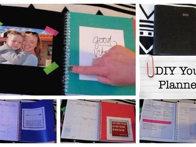 DIY Your Planner