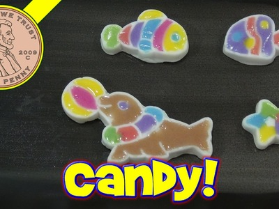 Kracie Oekaki Kyanland Japanese DIY Popin' Cookin' Candy Kit - Fun Kit!
