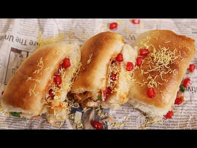 Dabeli | Popular Indian Street Food Recipe | Ruchi's Kitchen