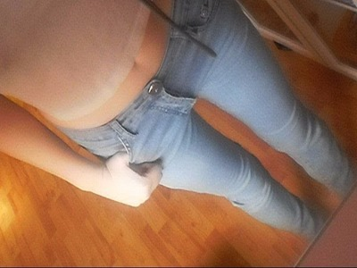 DIY - How to make Skinny jeans