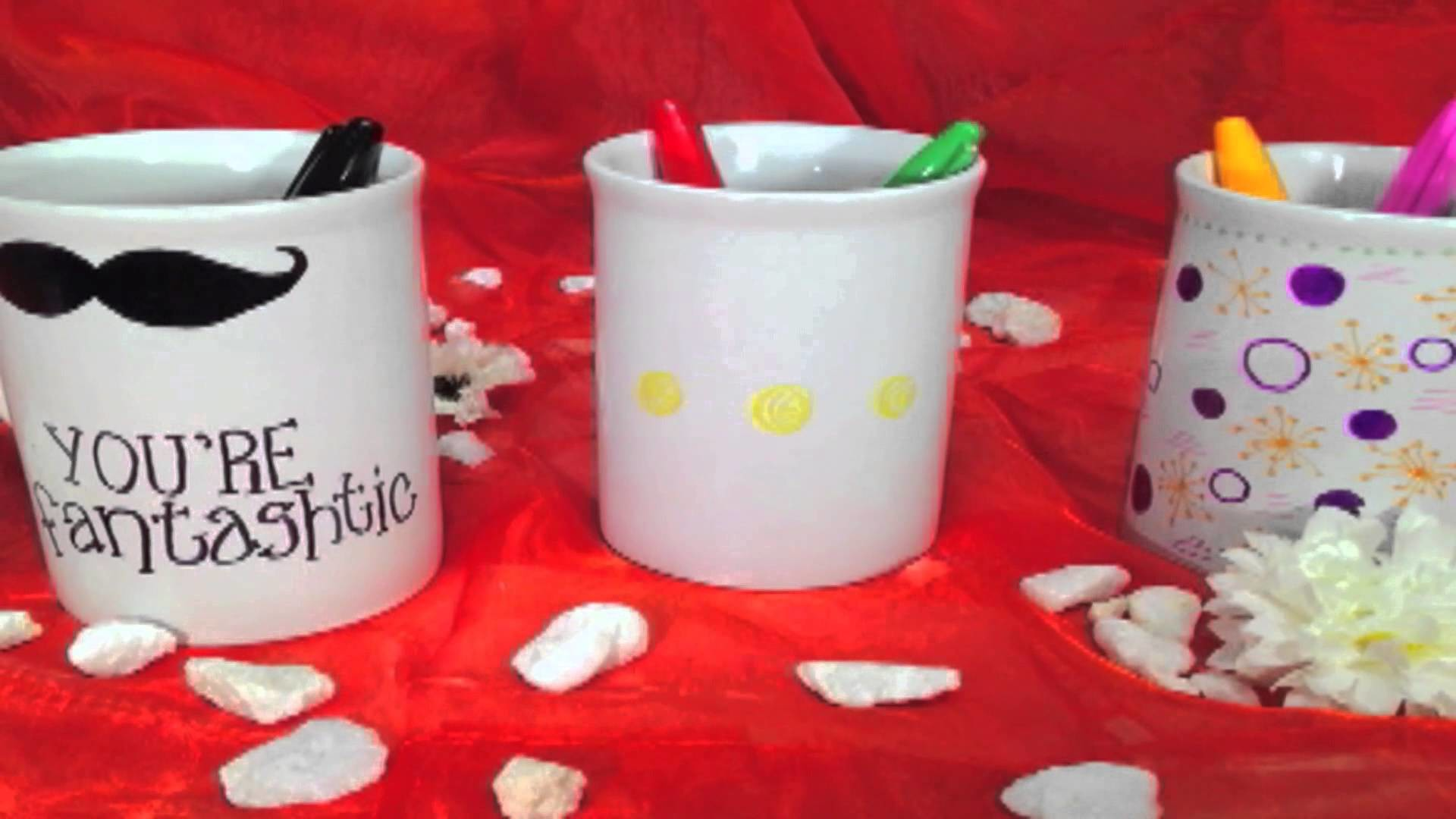 DIY Mug Art - Fun, Simple & Stylish !