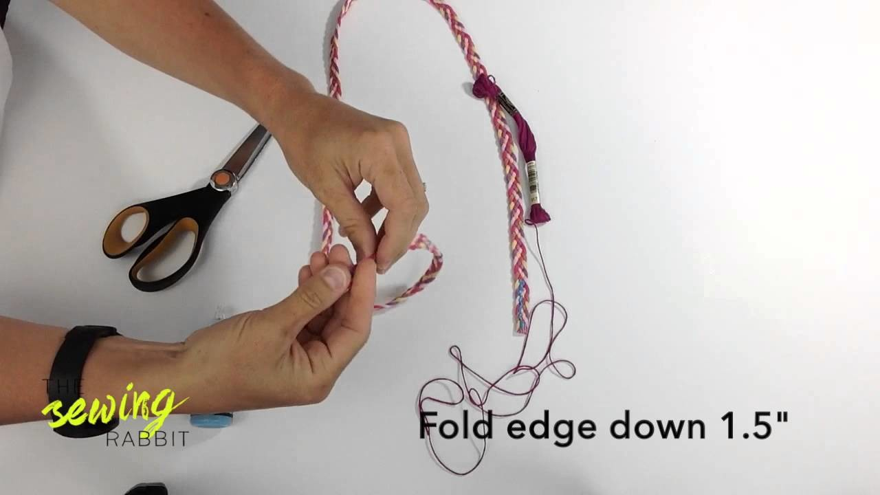 Easy Sunglass Cord DIY