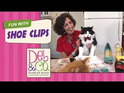Fun with Shoe Clips - DIY