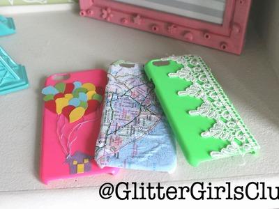 Gift Idea 3-  DIY iPhone Cases