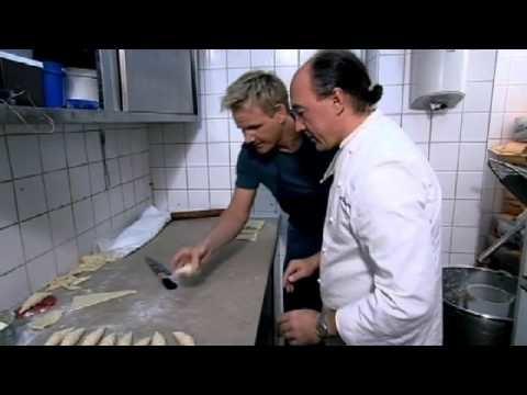 Gordon Makes the Perfect Croissant - Gordon Ramsay