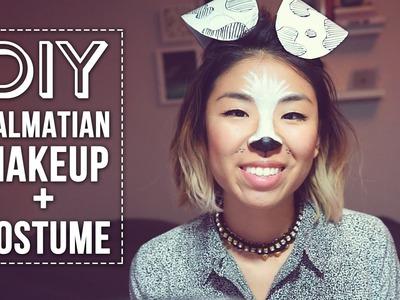 ✂ GRWM DIY Dalmatian Costume