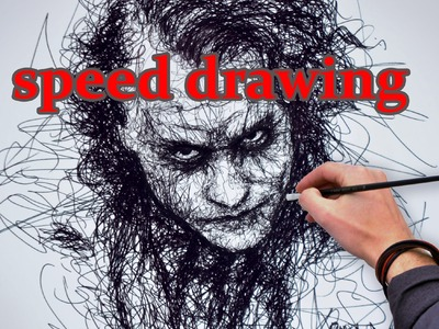 The Joker ║The Parkinson's Drawing