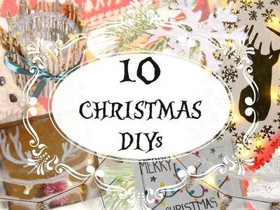 10 Diy Holiday Room Decor Ideas || Make Your Room Cozy