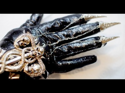 AHS: HOTEL- The Countess (Lady Gaga) - Glove Tutorial