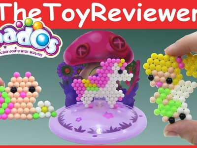 Beados Theme Pack - Fairy Meadow Tutorial and Review by TheToyReviewer