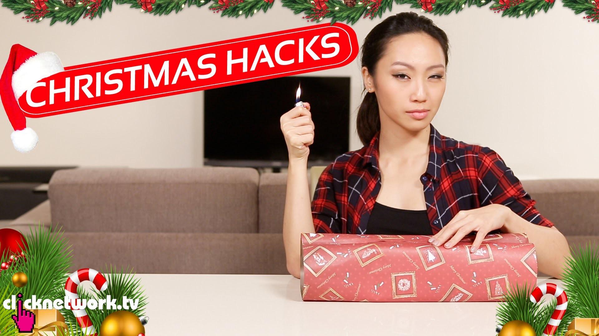 Christmas Hacks (Parody!) - Hack It: EP4