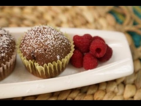 DIY Chocolate & Peanut butter Breakfast Muffins