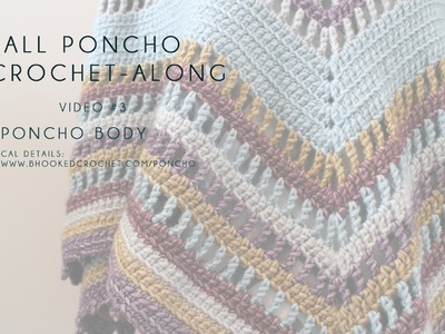 Fall Poncho CAL Poncho Body Left Hand Video 3