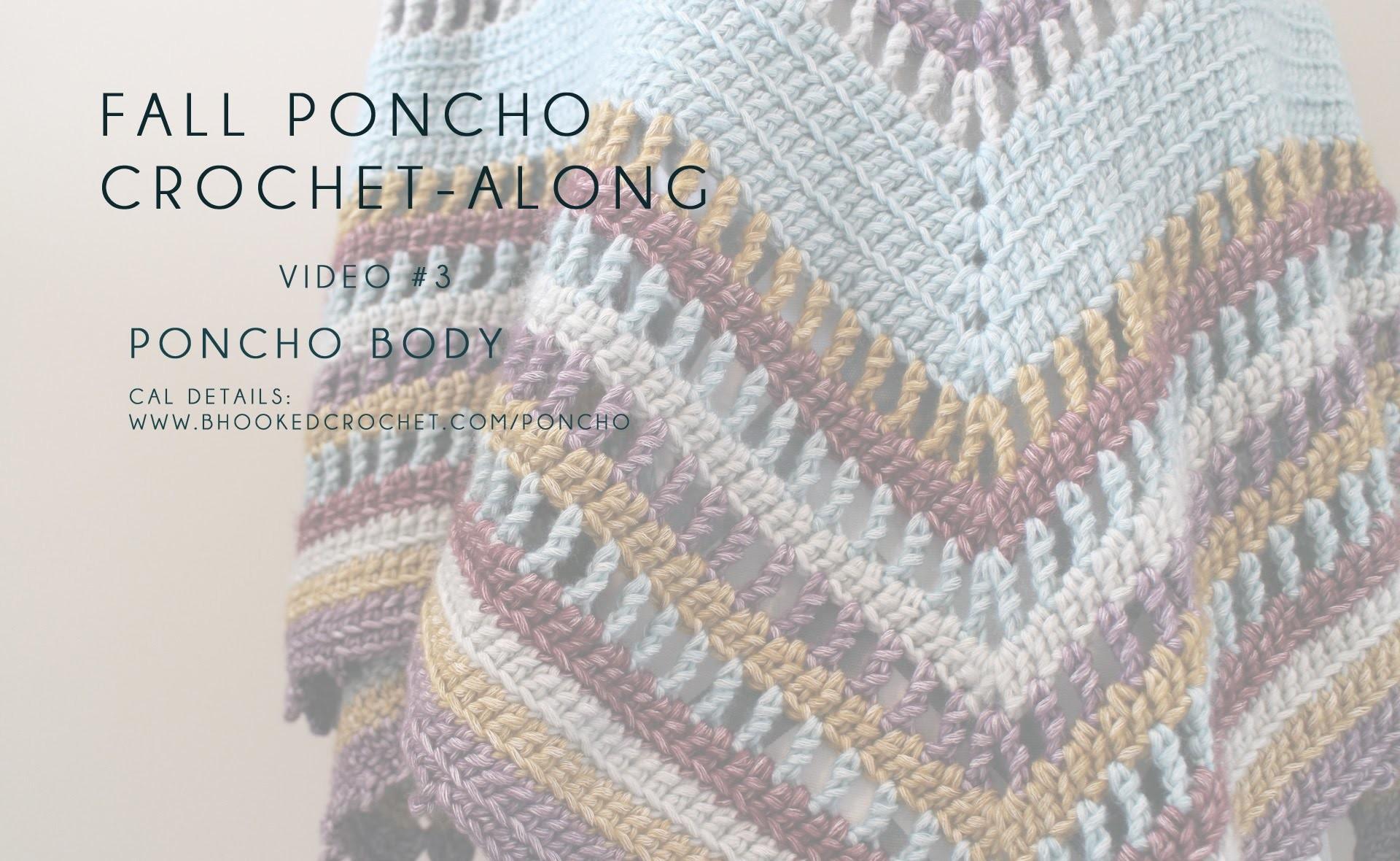 Fall Poncho CAL Poncho Body Left Hand Video 3