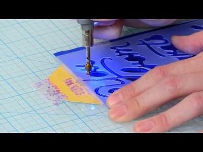 Heatwave Foil Pen. Basic Tool Project