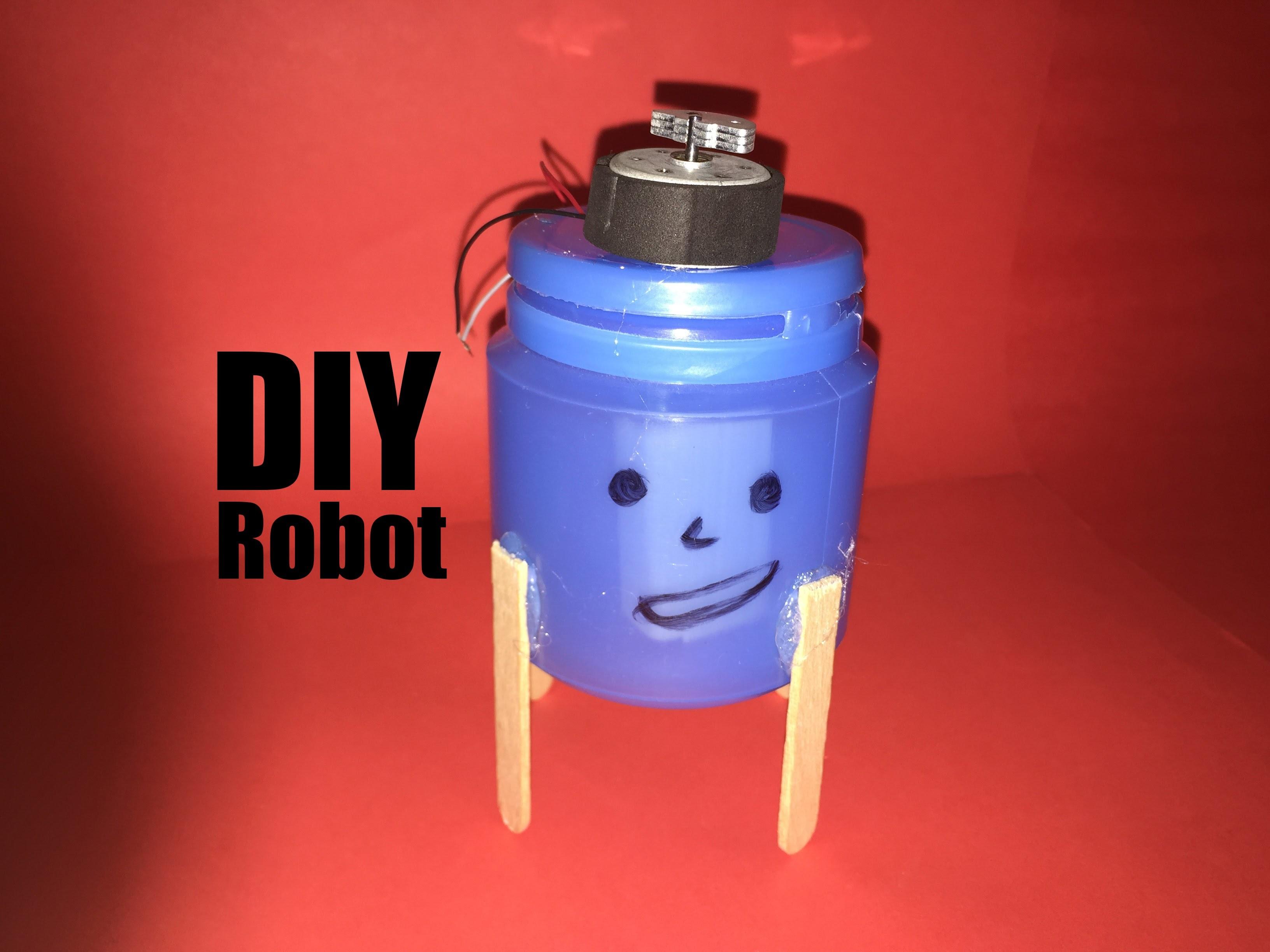 How to Make a Toy Robot - DIY Robot