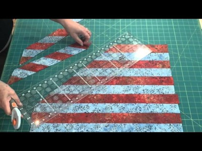 How to make Half Square Triangles - fast, easy and accurately!