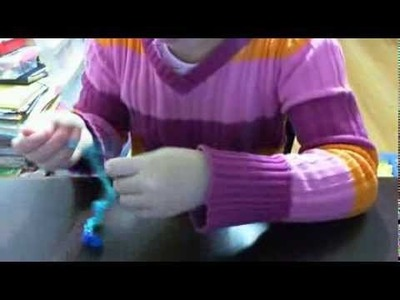How to make rainbow loom basic barefoot sandals