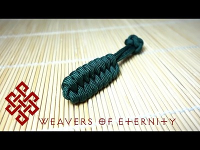 How to Tie a Paracord Rattlesnake Key Fob Tutorial