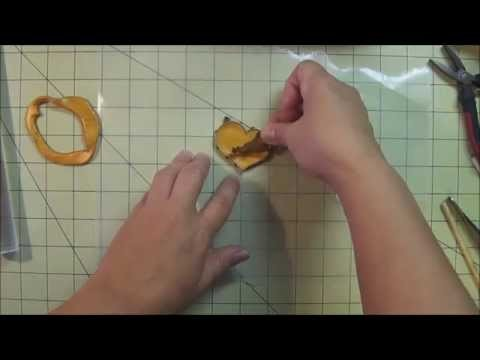Resin and Clay Tutorial with Cat Kerr
