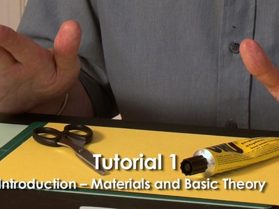 Tutorial 1 - Introduction – Materials and Basic Theory