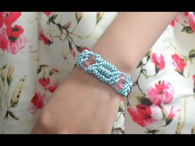 A Detailed Tutorial on Wax Cord Friendship Bracelet Making