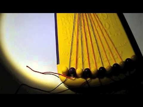 Basket Weave Friendship Bracelet Tutorial