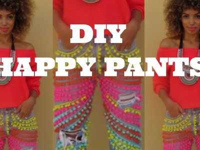 "Charmsie Style : DIY "" Happy Pants"""