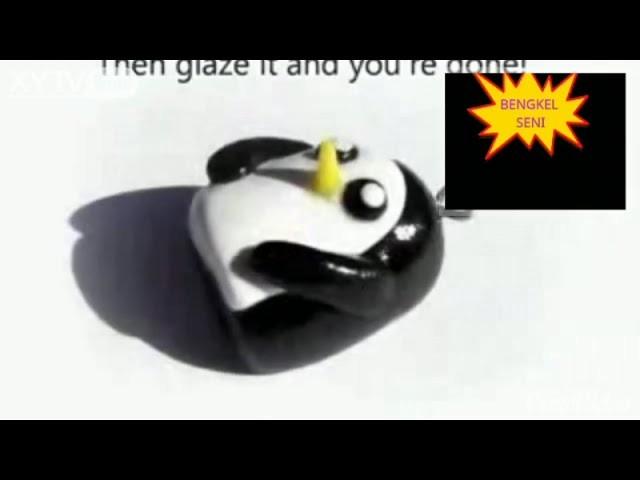 Creating cartoon animal key chain - accessories tutorial