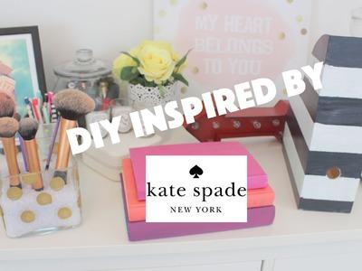 DIY Inspired by Kate Spade