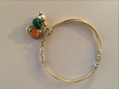 Guitar String Bracelet Tutorial