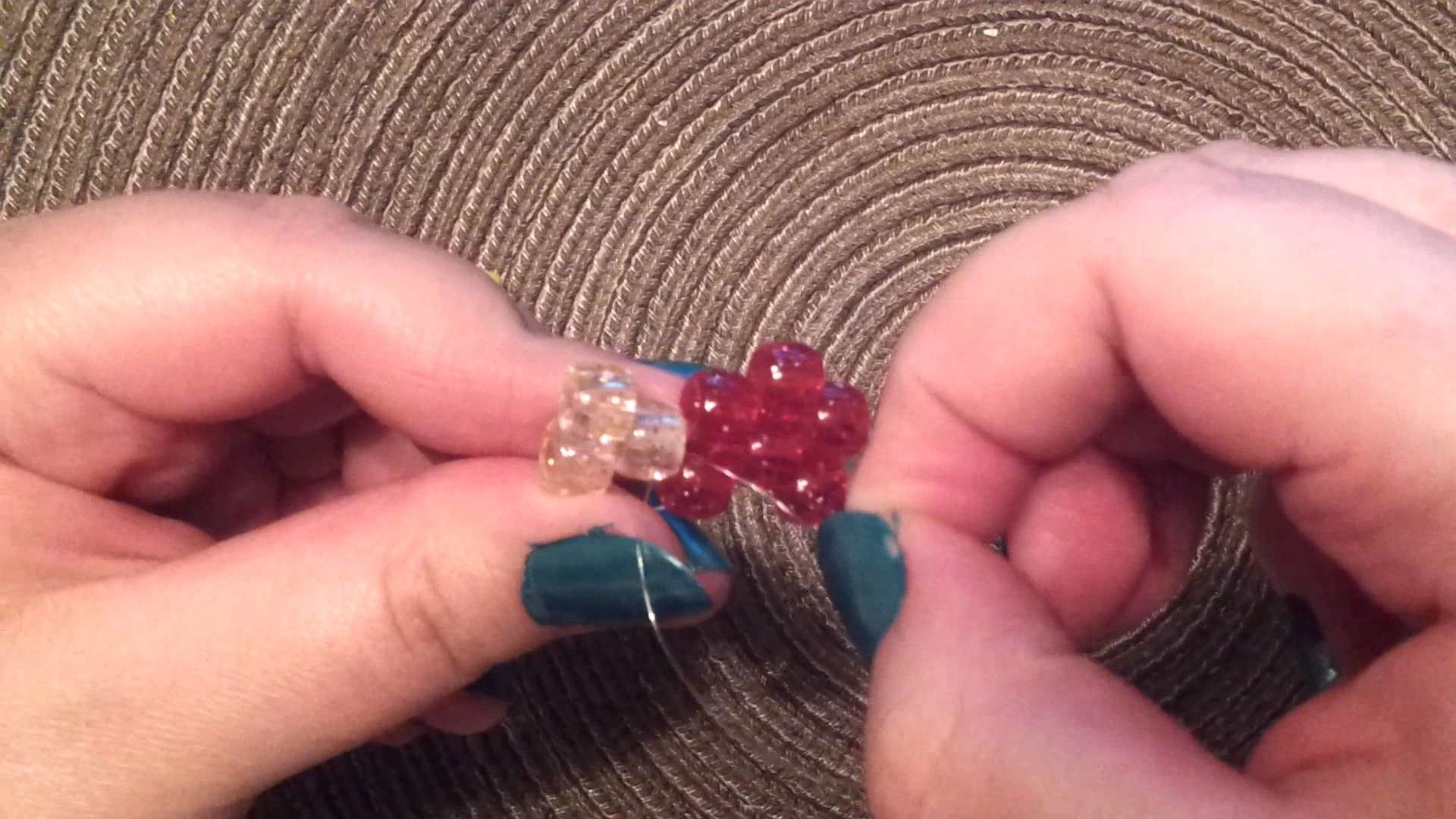 Kandi Tutorial: Small Wrapped Candy
