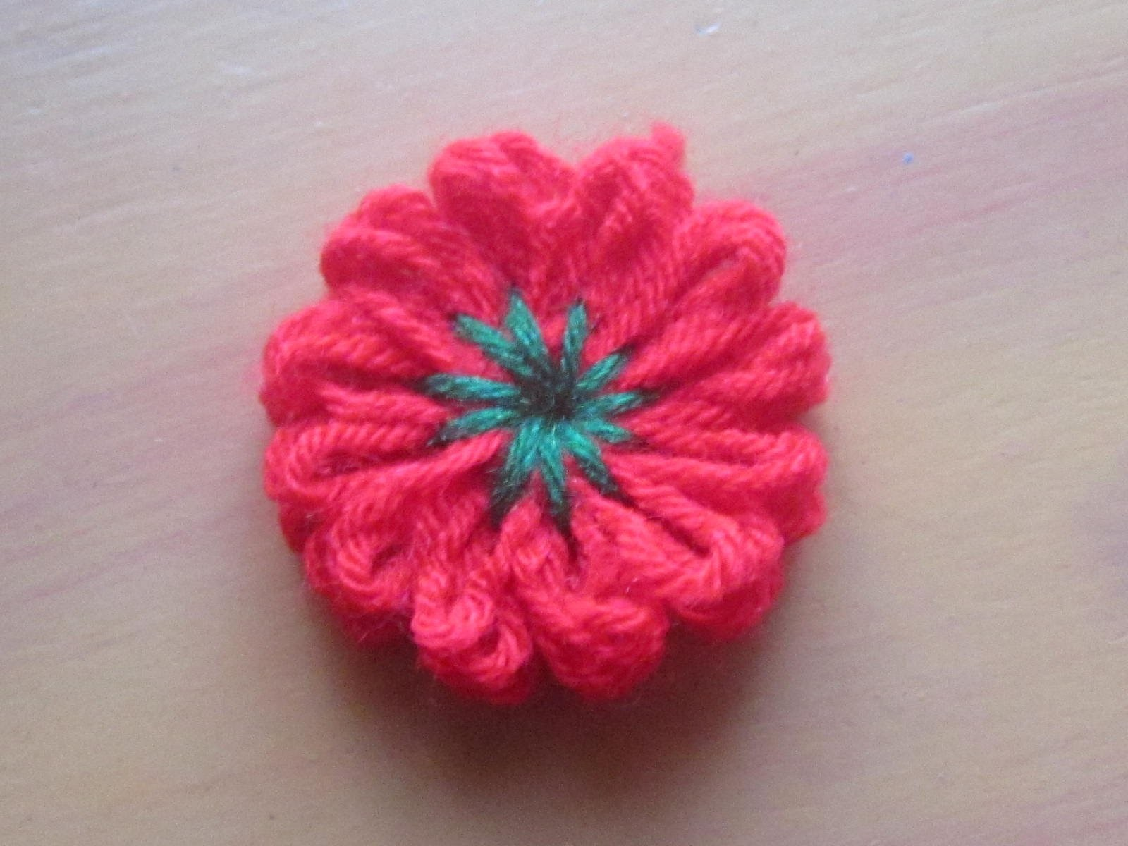 Loom flower tutorial