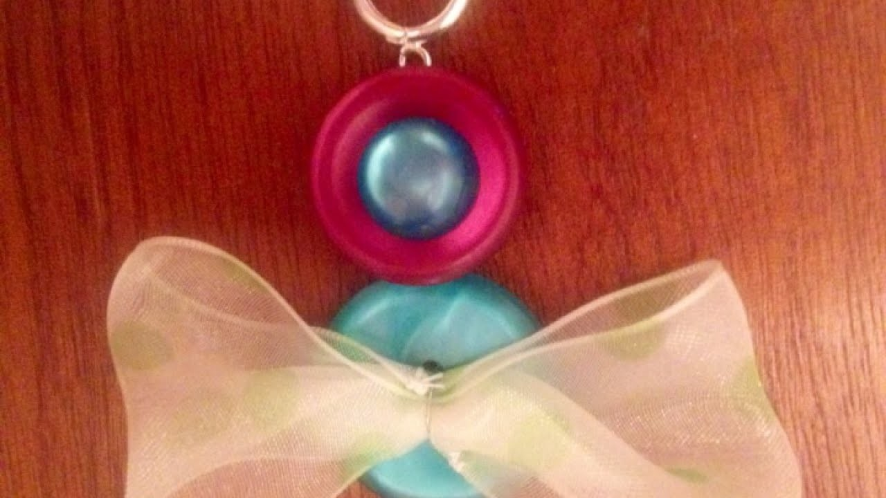 Make Adorable Bow and Button Earrings - DIY Style - Guidecentral