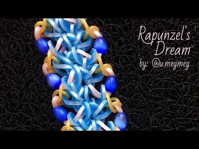 RAPUNZEL'S DREAM Hook Only bracelet tutorial